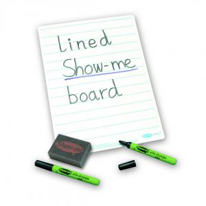 Show Me & Mini Whiteboards